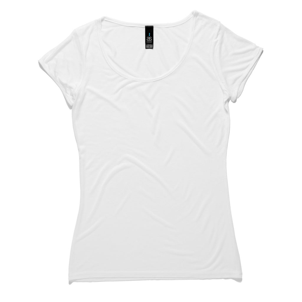 AS Colour Note Tee - White