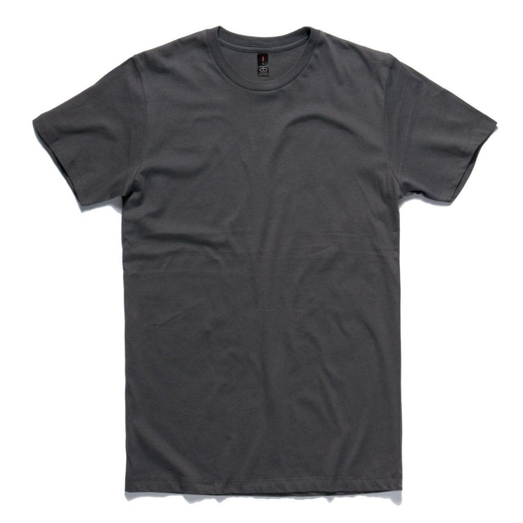AS Colour Shadow Tee - Coal