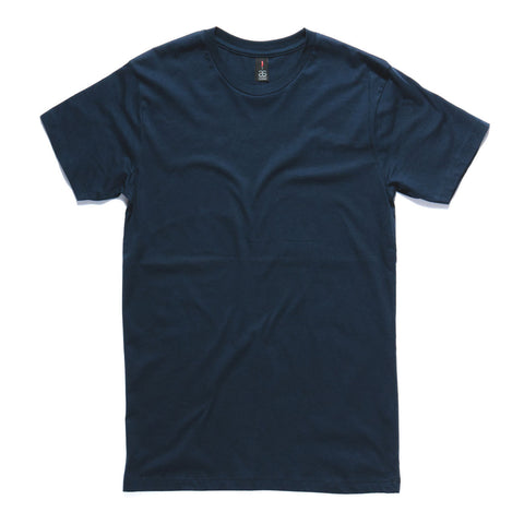 AS Colour Paper Tee - Navy
