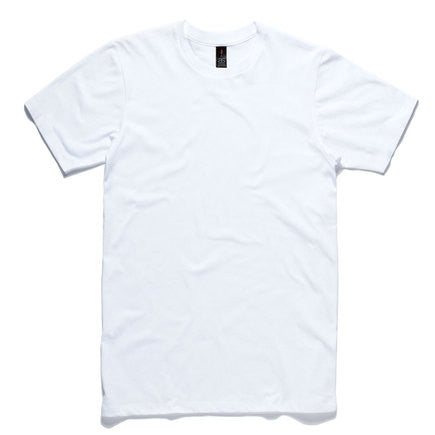 AS Colour Paper Tee - White