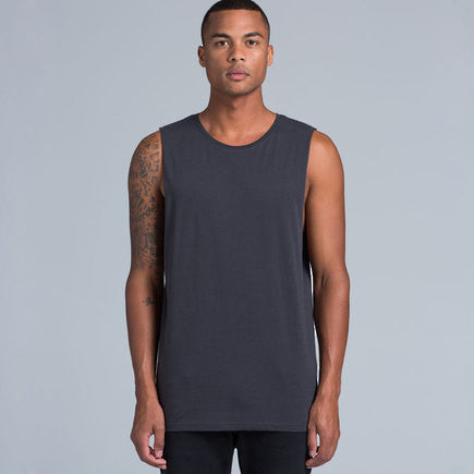 AS Colour Barnard Tank Tee - Black