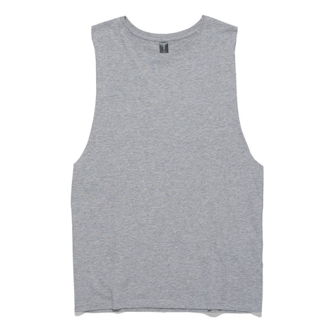 AS Colour Barnard Tank Tee - Grey Marle