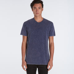 AS Colour Stone Wash Staple Tee - Blue Stone