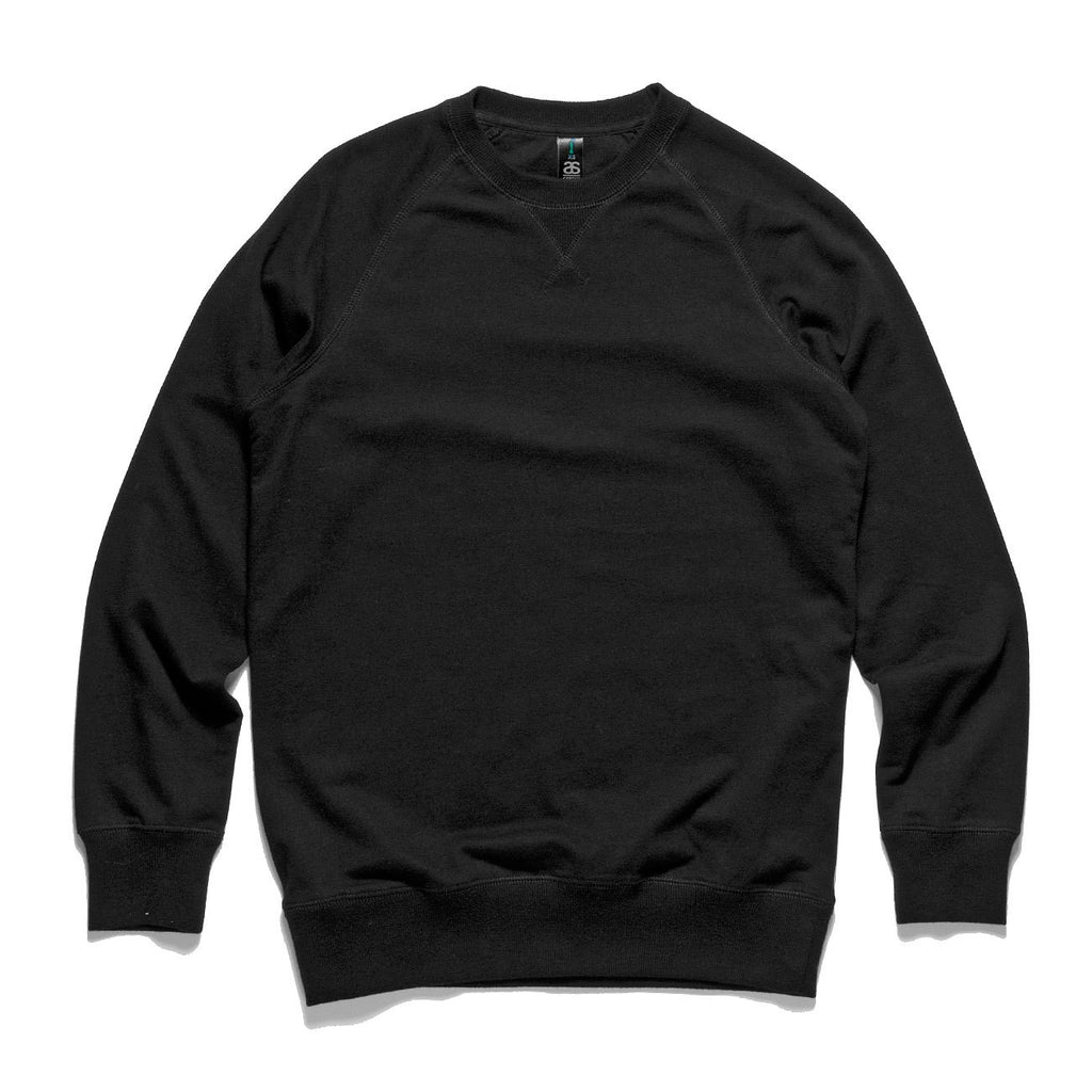 AS Colour Brush Crew - Black