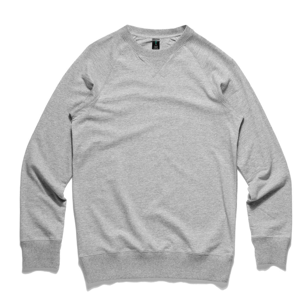 AS Colour Brush Crew - Grey Marle