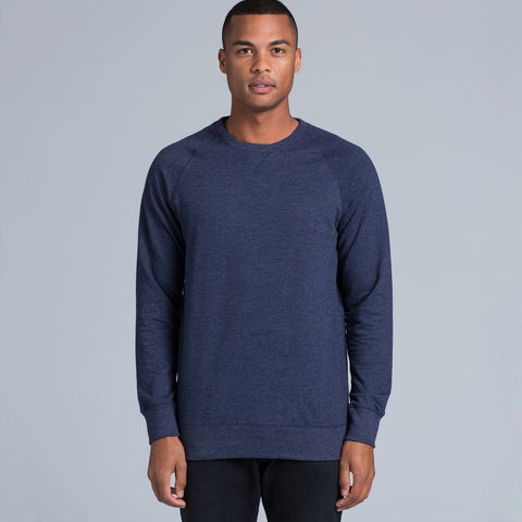 AS Colour Brush Crew - Navy Marle