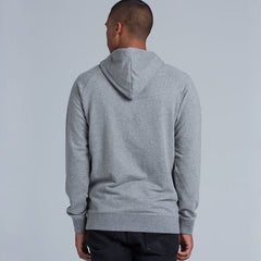 AS Colour Traction Hood - Grey Marle