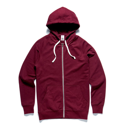 AS Colour Traction Hood - Burgundy