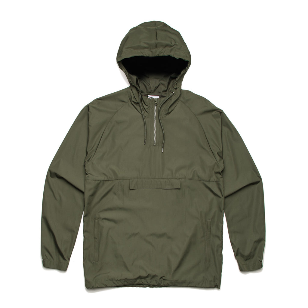 AS Colour Cyrus Windbreaker Jacket - Army