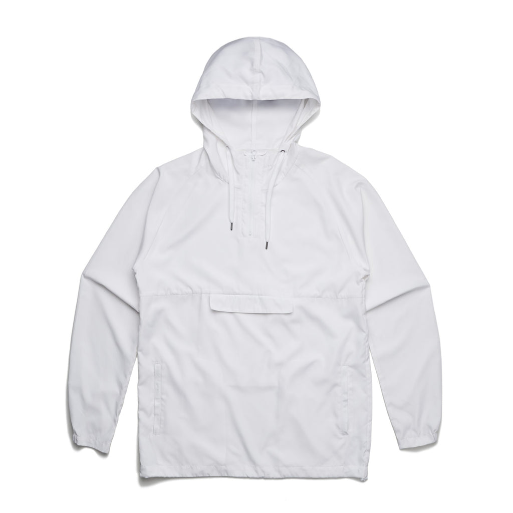 AS Colour Cyrus Windbreaker Jacket - White