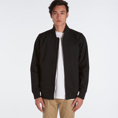 AS Colour Bomber Jacket - Black