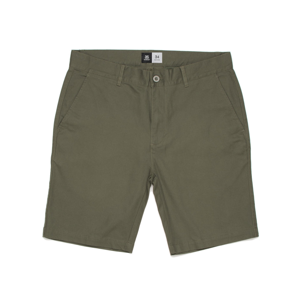 AS Colour Plain Short - Army