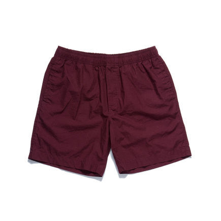AS Colour Beach Short - Burgundy