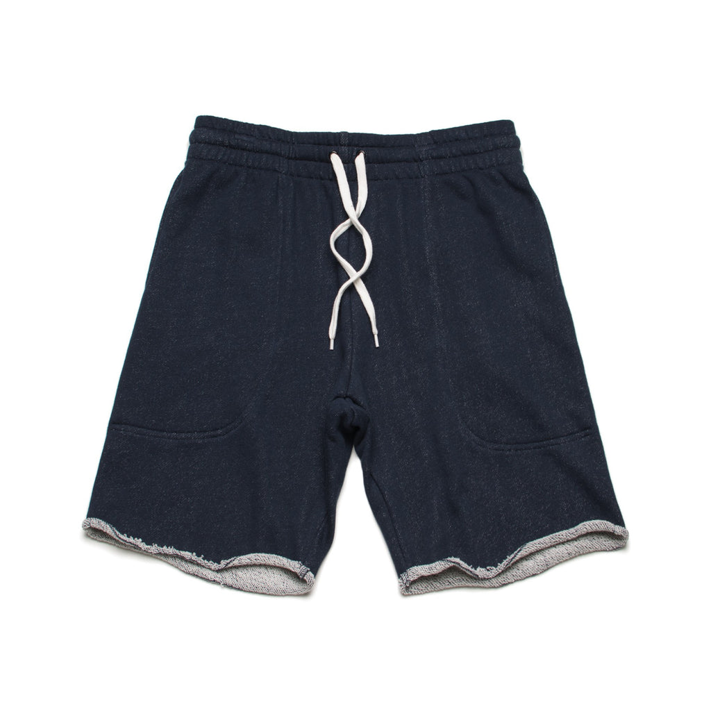 AS Colour Track Short - Midnight Navy Marle