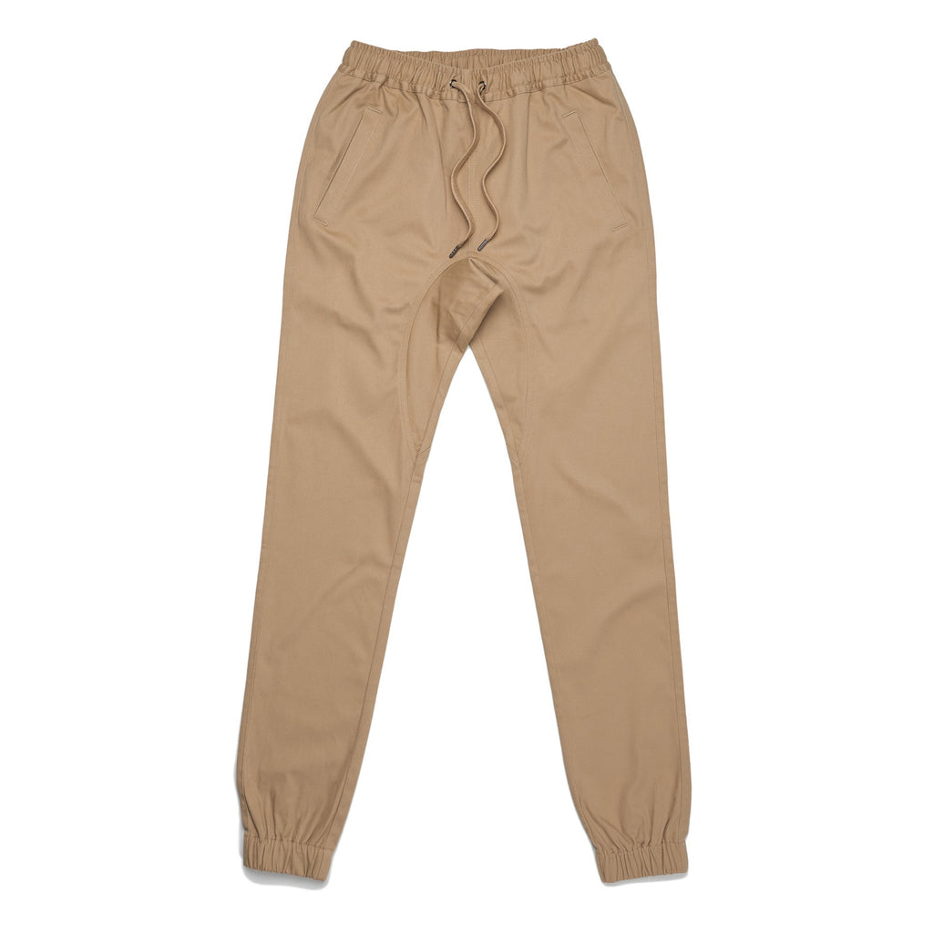AS Colour Cuff Pants - Khaki