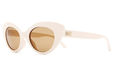 Crap Eyewear Wild Gift - Matte Dusted Rose w/ Bronze Mirror Lenses