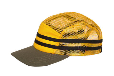 Ampal Creative Stripes Camp Hat - Gold