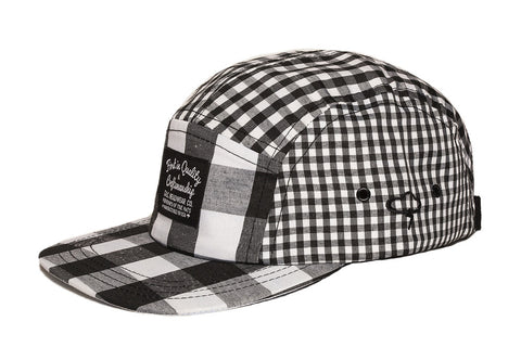 Ampal Creative Grayscale Camp Hat