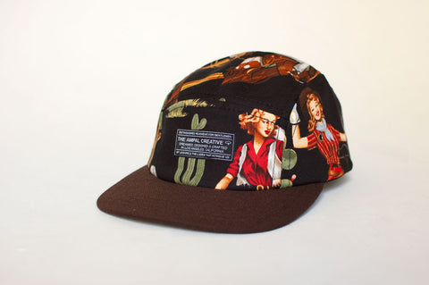 Ampal Creative Reverse II Camp Hat