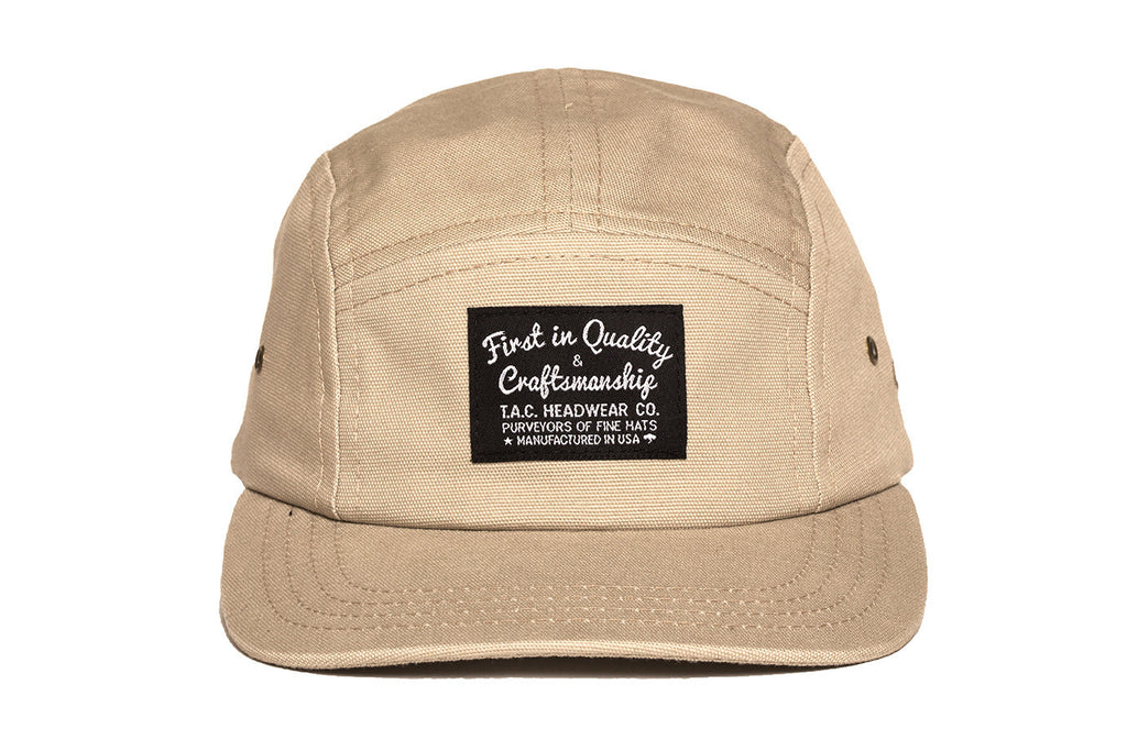 Ampal Creative Union Standard Camp Hat - Stone