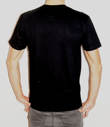 The ENZO Tee - Black Tee