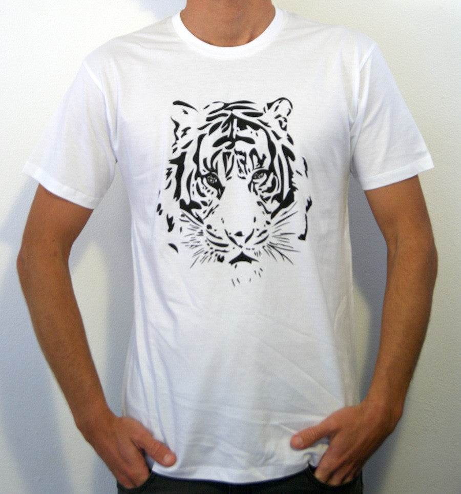 MIND DIMENSION TEE - White