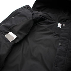 AS Colour Puffer Jacket - Black