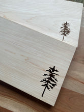 Load image into Gallery viewer, Maine Eastern White Pine Serving Board