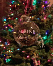 Load image into Gallery viewer, Maine Pine Cone Ornament
