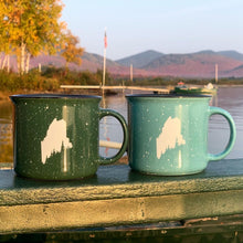 Load image into Gallery viewer, IMPERFECT Maine Pine Tree Coast Mug