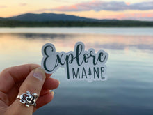 Load image into Gallery viewer, Explore Maine Sticker