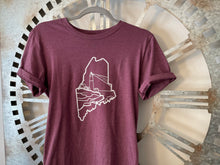 Load image into Gallery viewer, Maine Lighthouse T-Shirt