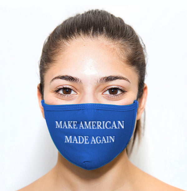 Make American Made Again Reusable Masks