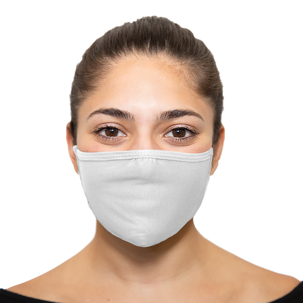 Solid Colored Reusable Masks