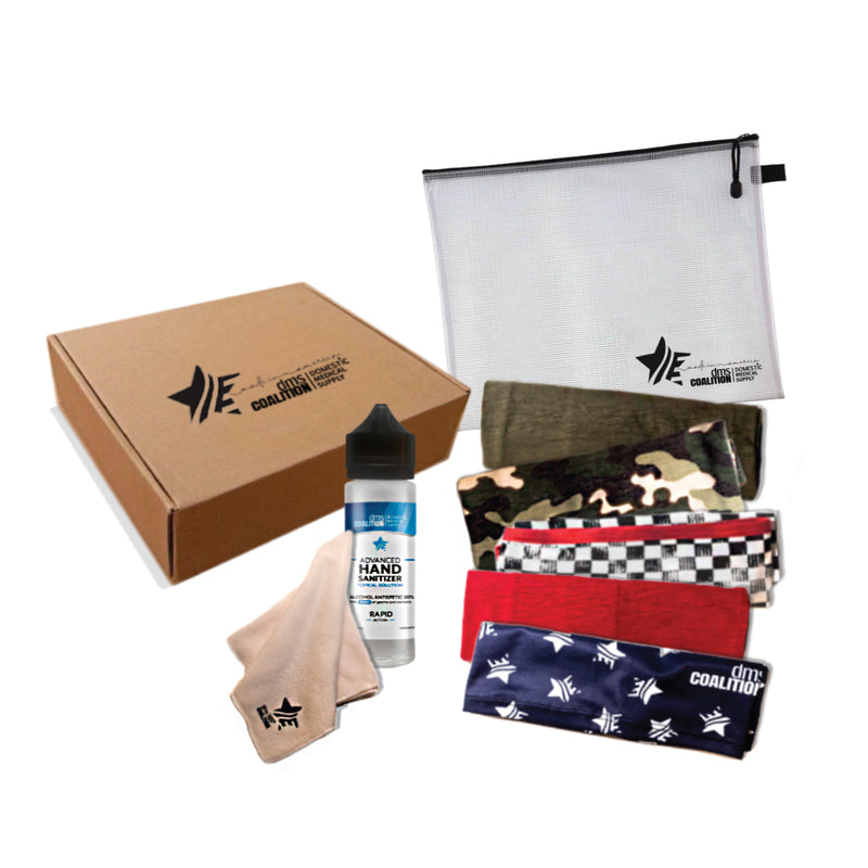 Gaiter Box Set - Wholesale