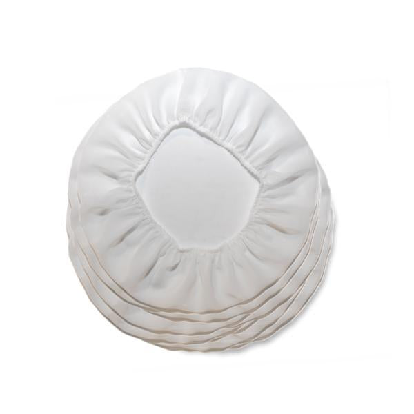 White - Washable Bouffant Cap - Wholesale