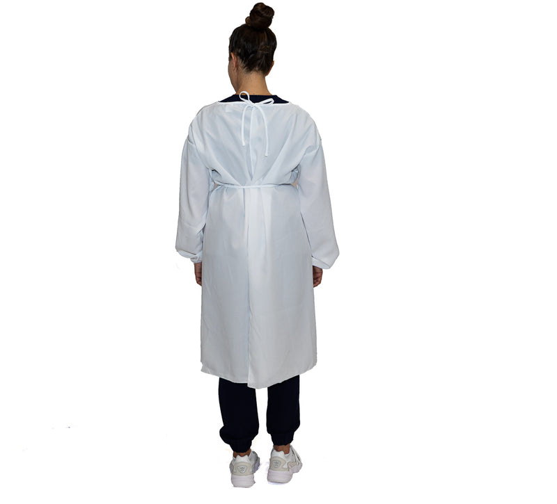 Level 1 Freedom Ribbed Cuff Isolation Gown