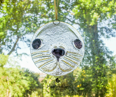 seal glass suncatcher
