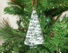 Load image into Gallery viewer, 1 to 6 Medium Glass Trees - Hanging - 12cm/3 3/4""