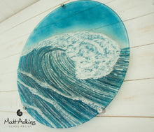 "Load image into Gallery viewer, Tunnel Wave Porthole - 58cm (23"") with 3 fixings"
