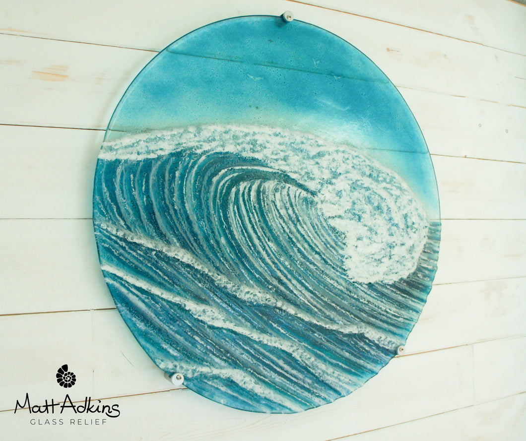 Tunnel Wave Porthole - 58cm (23