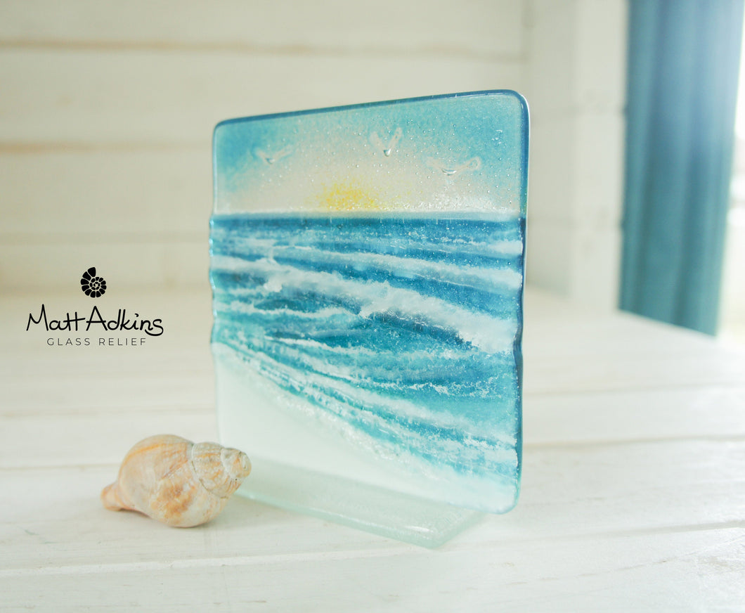 Wave Panel Small Sun - Model 1 D1 - 12cm(5