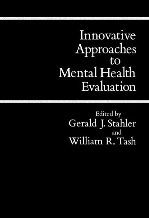 Innovative Approaches to Mental Health Evaluation | Zookal Textbooks | Zookal Textbooks