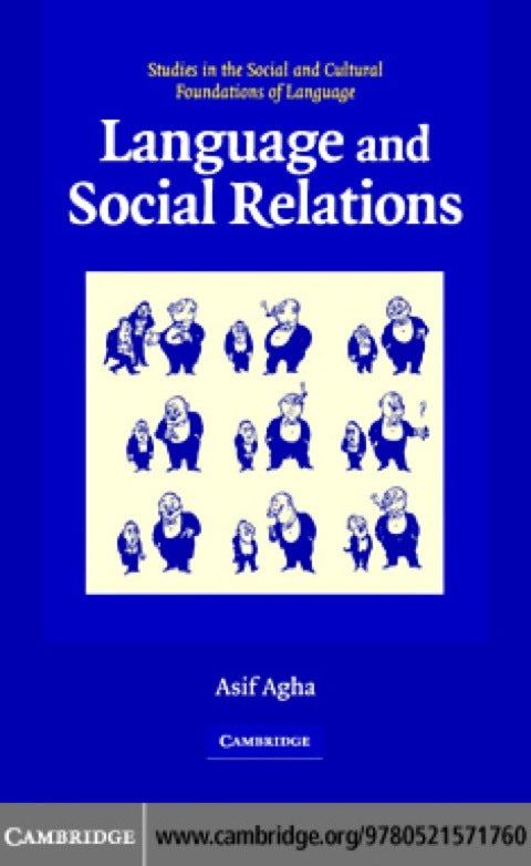 Language and Social Relations | Zookal Textbooks | Zookal Textbooks