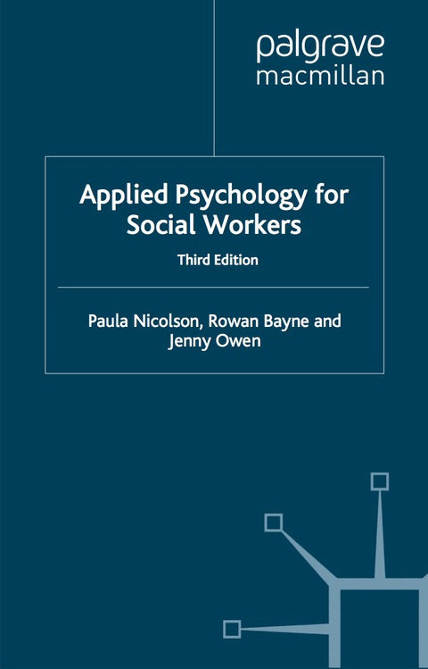 Applied Psychology for Social Workers | Zookal Textbooks | Zookal Textbooks