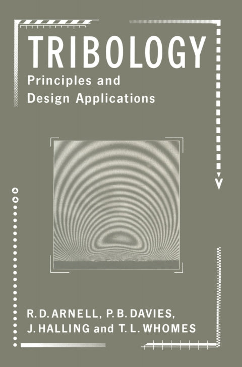 Tribology: Principles and Design Applications | Zookal Textbooks | Zookal Textbooks