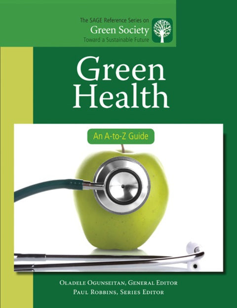 Green Health: An A-to-Z Guide | Zookal Textbooks | Zookal Textbooks