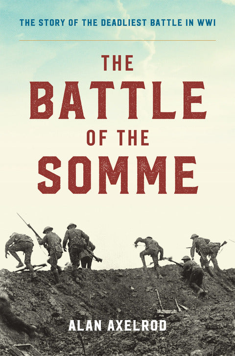 The Battle of the Somme | Zookal Textbooks | Zookal Textbooks