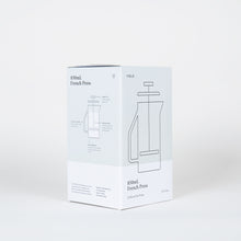 Load image into Gallery viewer, 850 mL Glass French Press - Clear