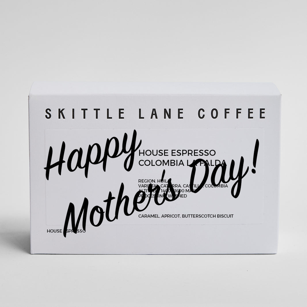 HOUSE ESPRESSO - HAPPY MOTHER'S DAY